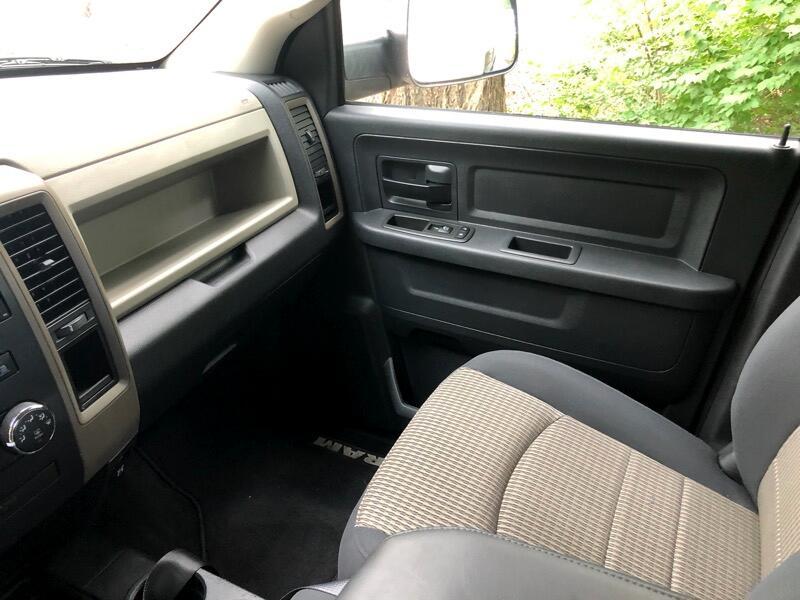 2012 RAM 2500 ST Crew Cab SWB 4WD