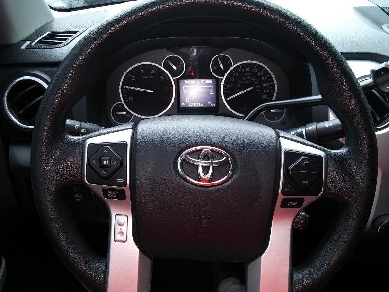 2017 Toyota Tundra SR5 4.6L V8 Double Cab 4WD