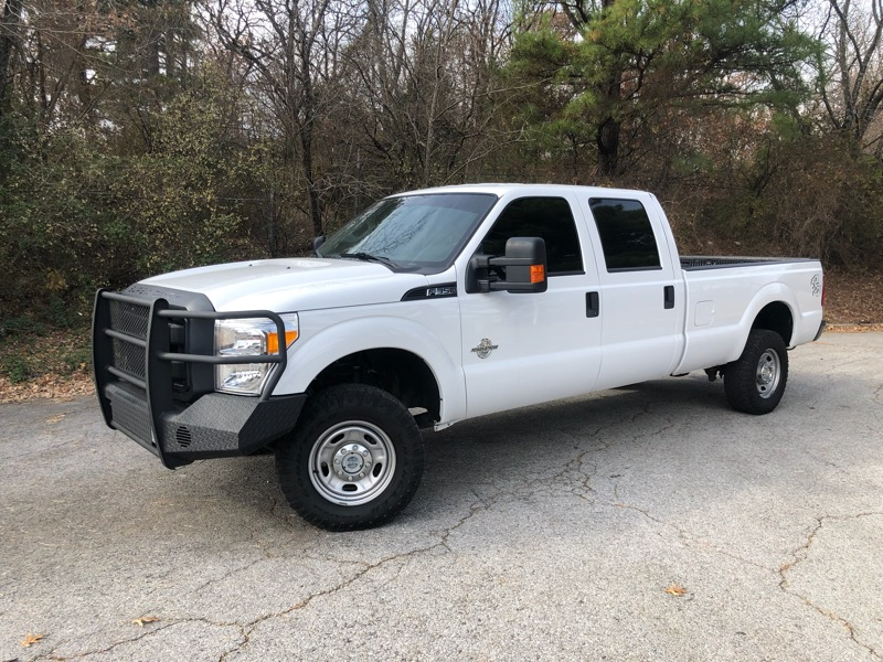 2016 Ford F-350 SD XL Crew Cab Long Bed 4WD