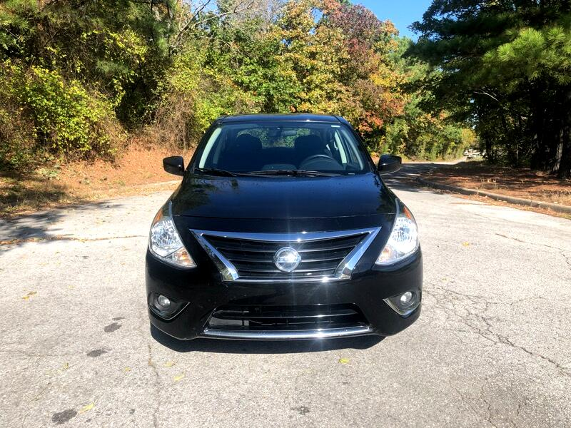 2018 Nissan Versa SV Special Edition