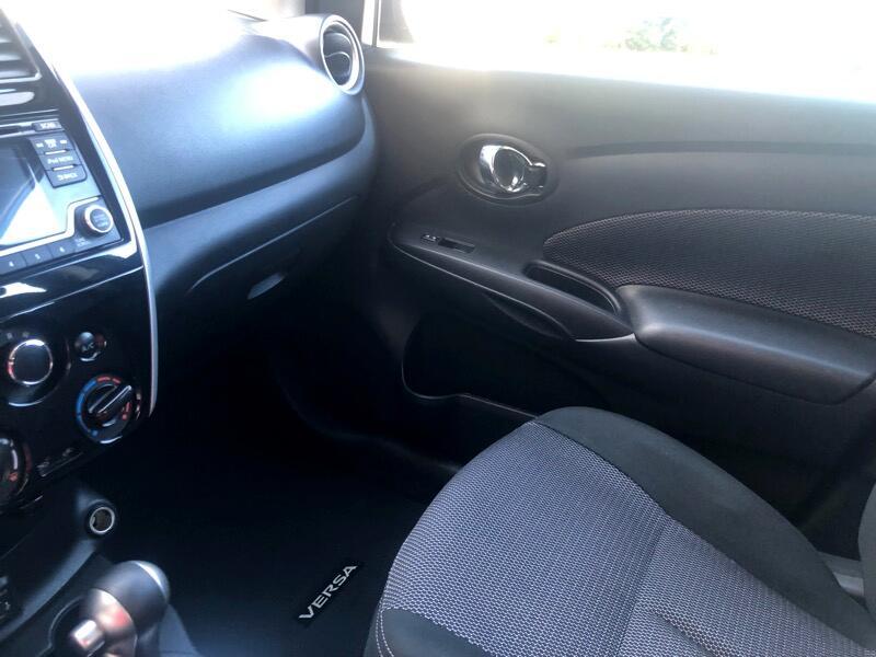 2018 Nissan Versa SV Special Edition