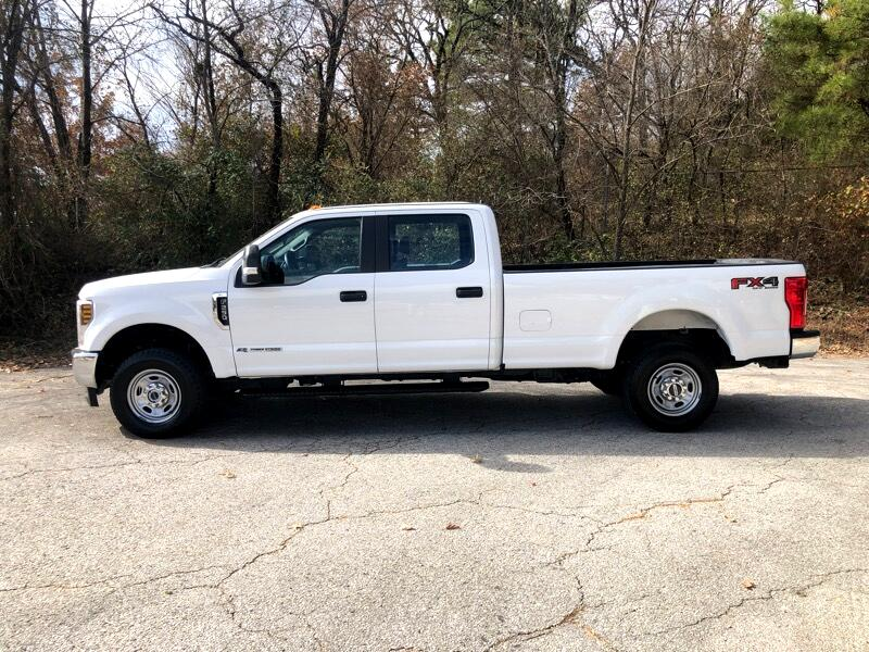 2018 Ford F-250 SD XL Crew Cab Long Bed 4WD