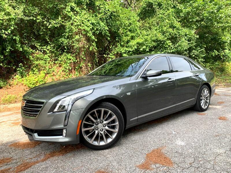Cadillac CT6 3.6L Luxury AWD 2017