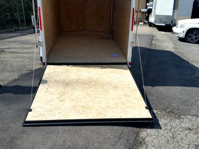 2017 Look ST Cargo Deluxe 6x12 Ramp Door 6