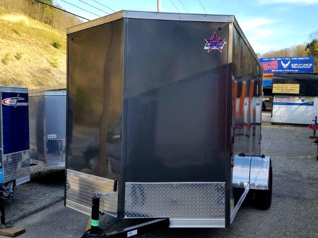 2018 US Cargo ULAFT 6x12 Ramp Door
