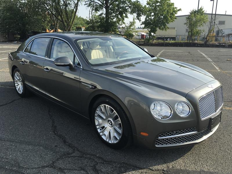 2015 Bentley Continental Flying Spur W12
