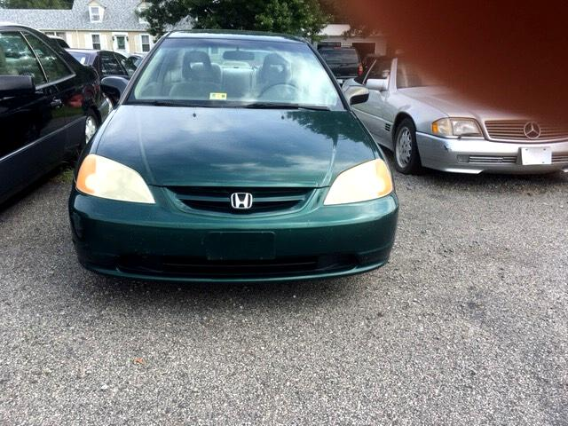 2001 Honda Civic LX coupe