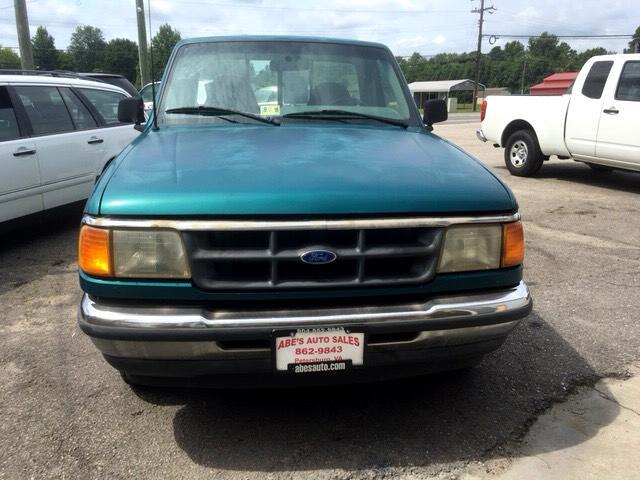 1993 Ford Ranger XL Reg. Cab Short Bed 2WD