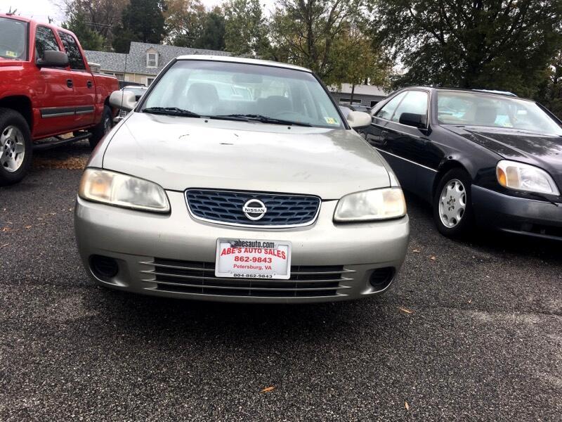 2003 Nissan Sentra XE