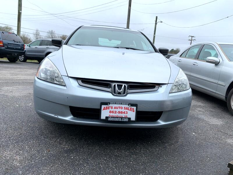 2004 Honda Accord DX sedan AT