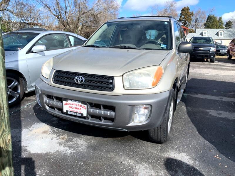 Toyota RAV4 4WD 2002