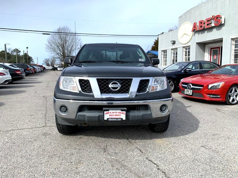 Nissan Frontier SE V6 King Cab 4WD 2010