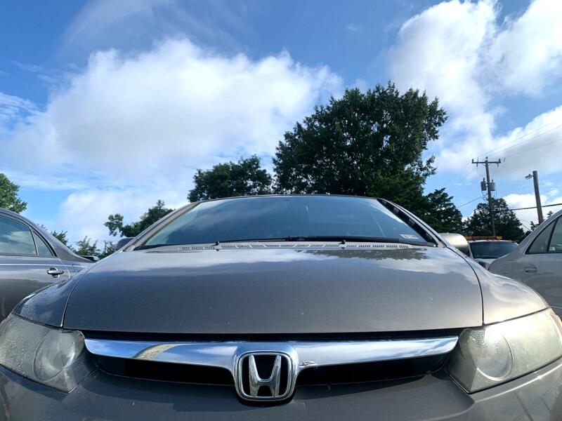 Honda Civic LX Sedan AT 2007