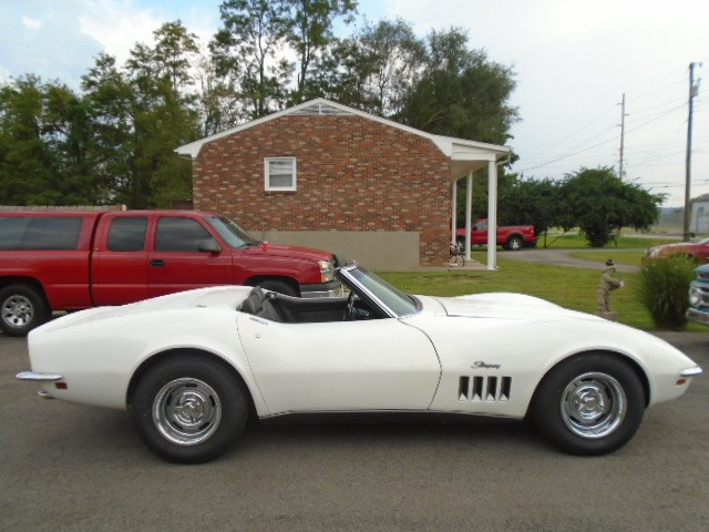 Chevrolet Corvette Sting Ray   1969