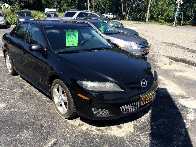 2007 Mazda MAZDA6 i Sports Sedan Value Edition