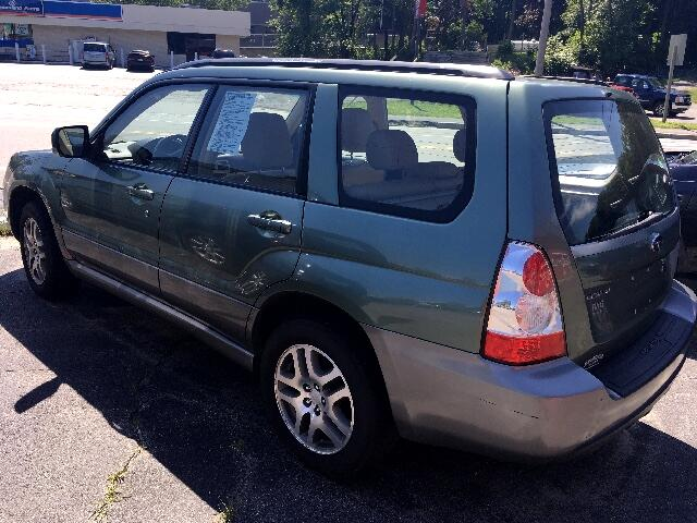 2006 Subaru Forester 2.5X L.L.Bean Edition