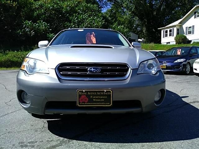 2006 Subaru Outback 2.5XT Limited Wagon