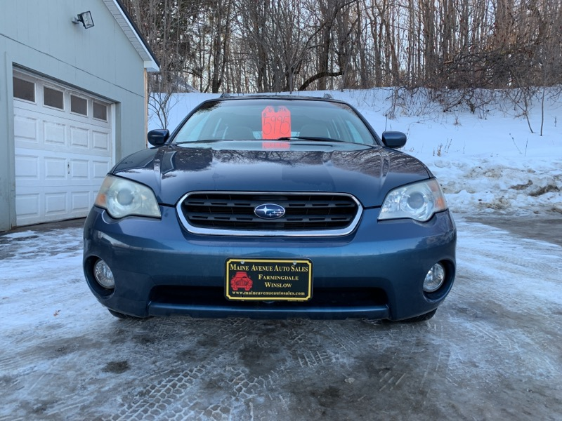 used 2006 subaru outback limited wagon for sale in. Black Bedroom Furniture Sets. Home Design Ideas