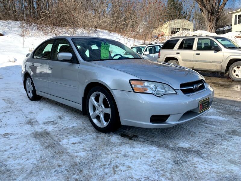 2007 Subaru Legacy 2.5 i