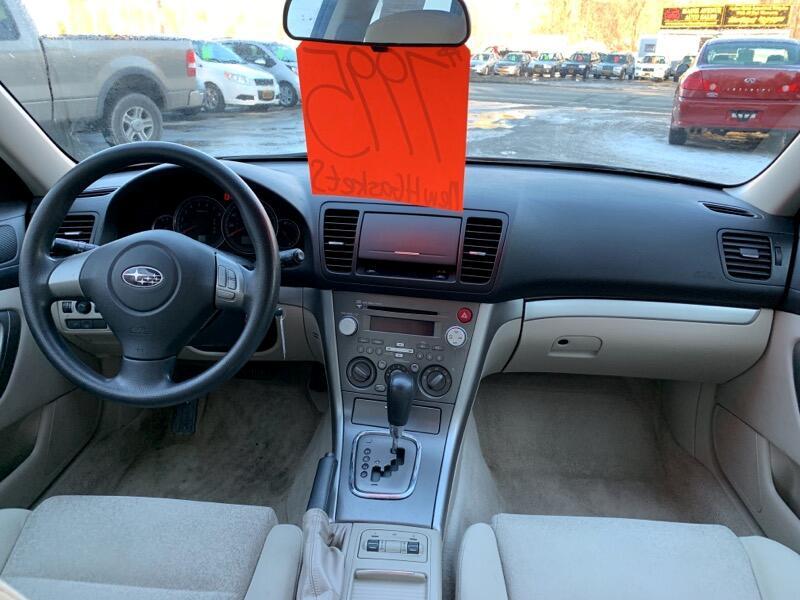 2008 Subaru Outback 2.5i