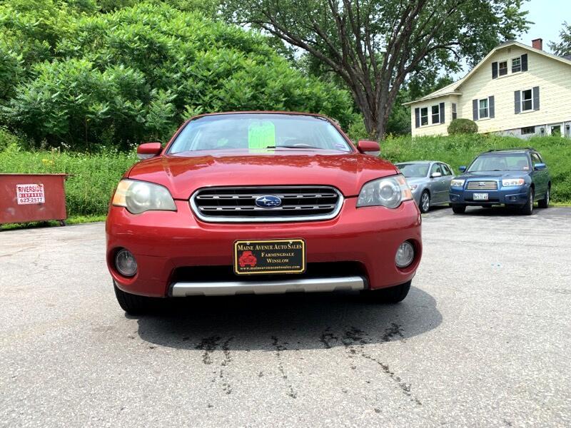 2005 Subaru Outback 3.0R Sedan