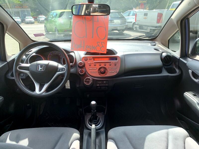 2013 Honda Fit 5-Speed MT