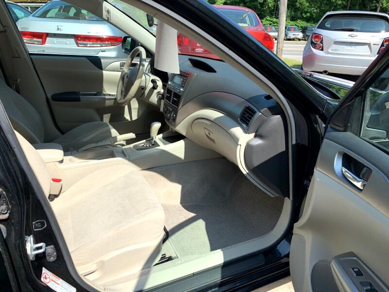 2008 Subaru Impreza 2.5i 5-door