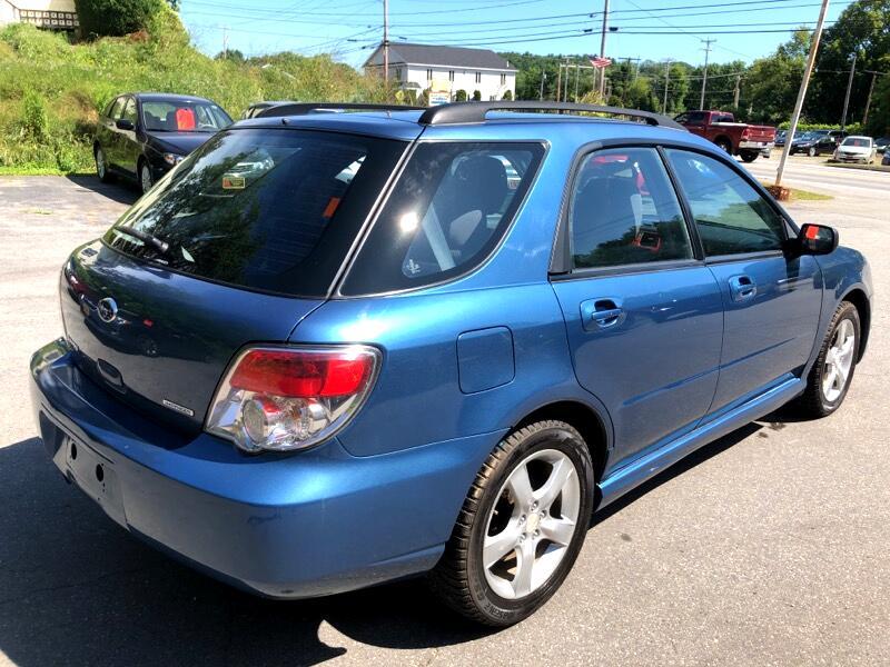 2007 Subaru Impreza Wagon 2.5i