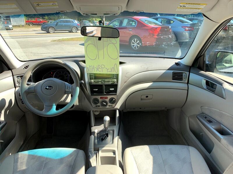 2010 Subaru Forester 2.5X