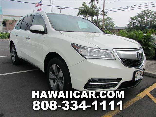 2015 Acura MDX 6-Spd AT