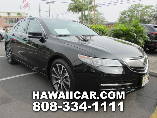 2015 Acura TLX 4dr Sdn FWD V6 Tech