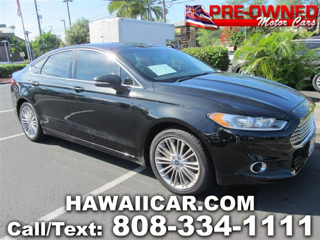 2014 Ford Fusion 4dr Sdn I4 SE