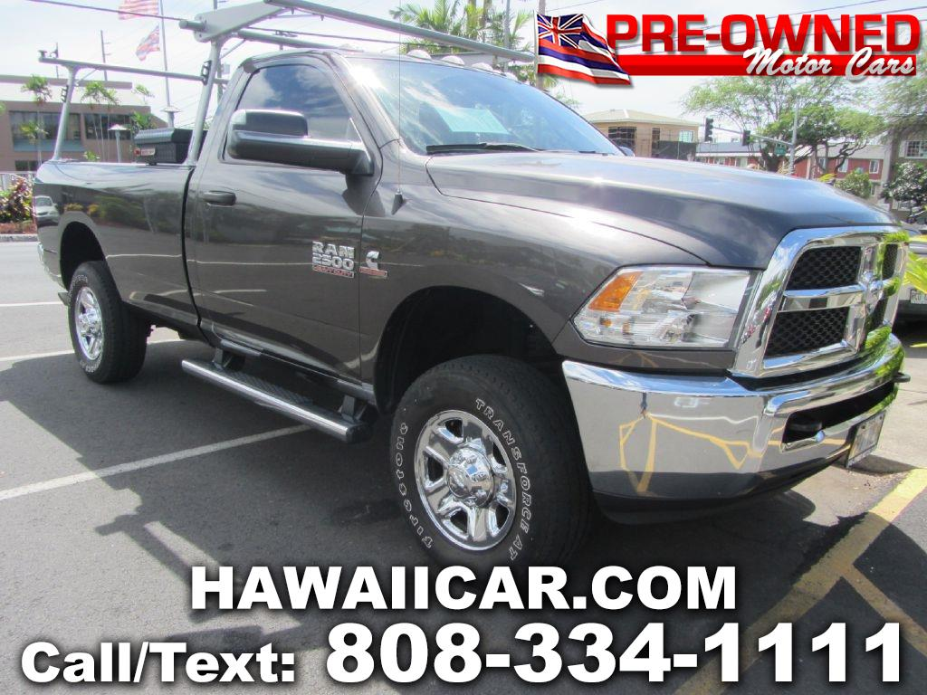 2017 RAM 2500 Tradesman Regular Cab 4WD
