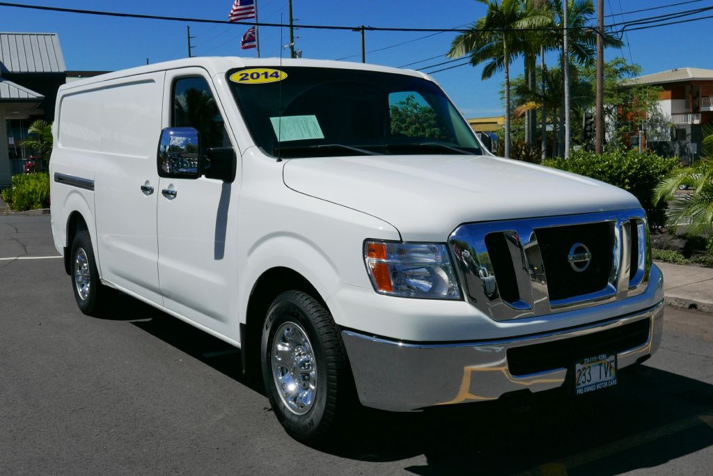 2014 Nissan NV Cargo 3500 HD S High Roof