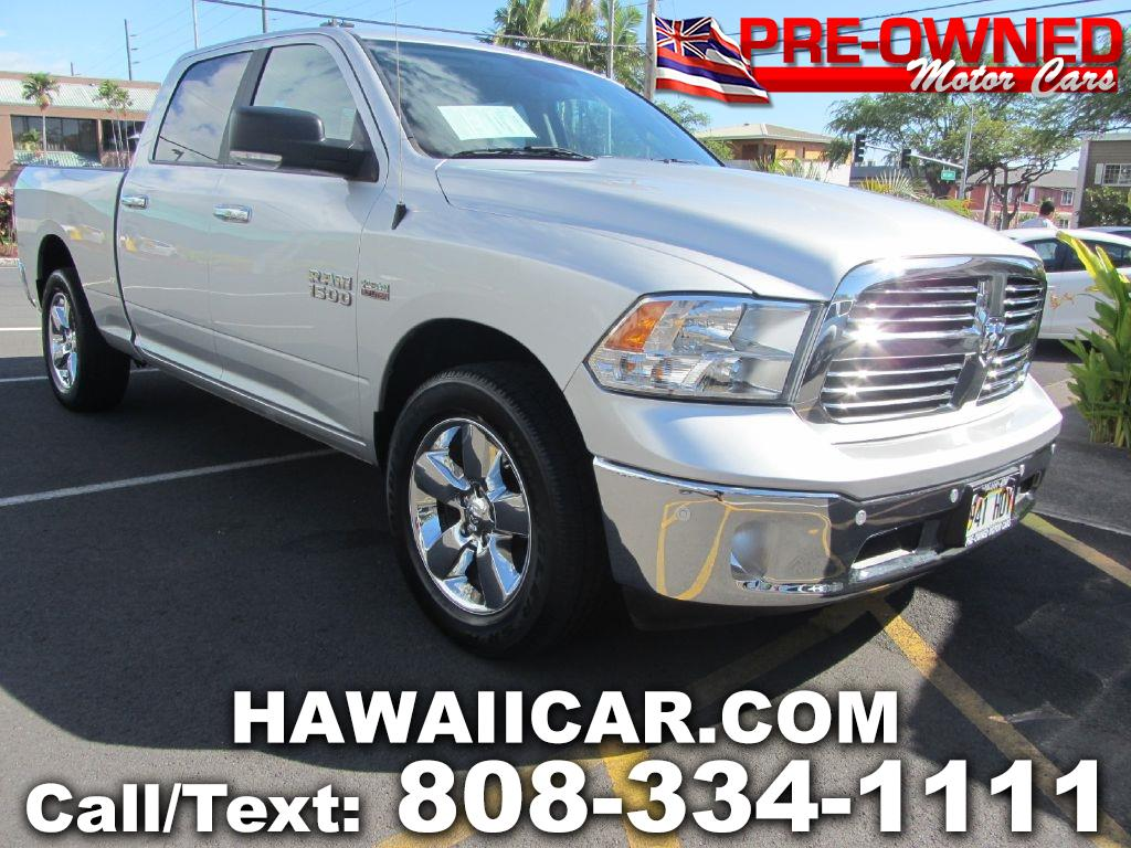 "2017 RAM 1500 Big Horn 4x4 Crew Cab 6'4"" Box"
