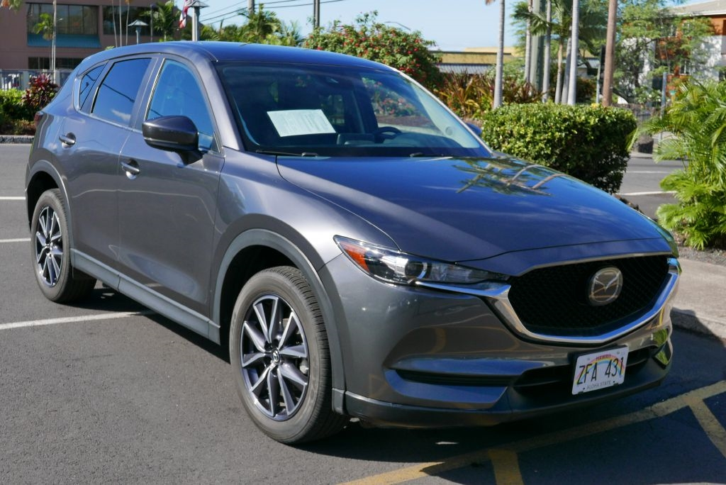 2018 Mazda CX-5 Touring AWD