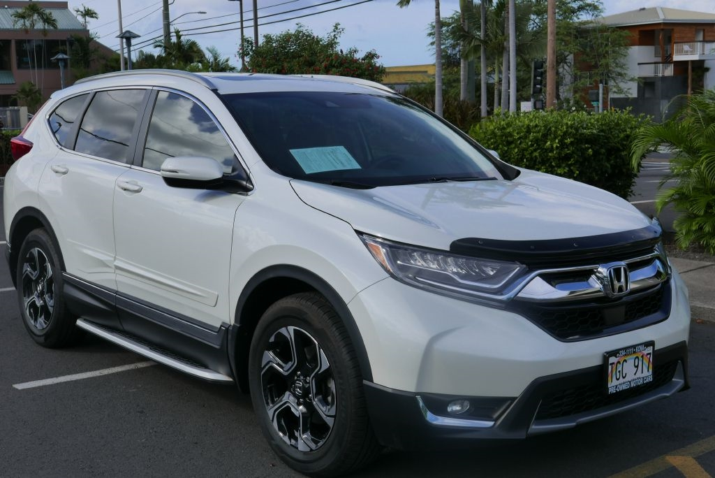 2017 Honda CR-V Touring 2WD