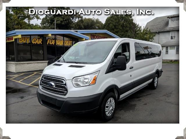 2017 Ford Transit 350 Wagon Low Roof XL w/Sliding Pass. 148-in. WB