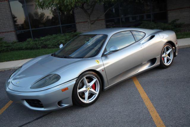 2002 Ferrari 360 Modena Berlinetta F1
