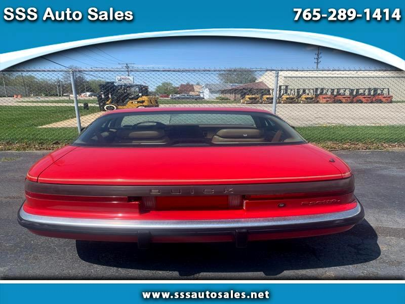 Buick Reatta Coupe 1988