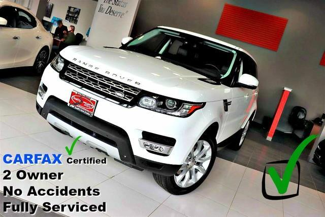 2014 Land Rover Range Rover Sport HSE - V6 S/C - CARFAX Certified 2 Owners - No Acci