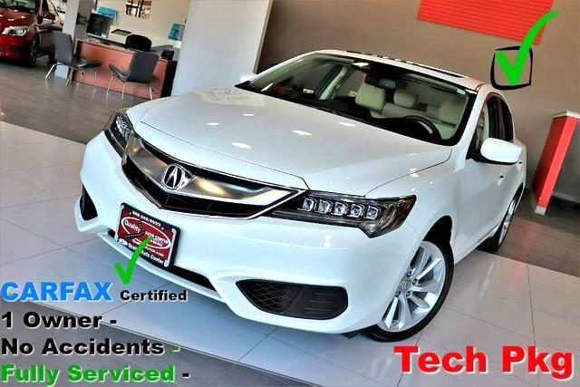 2016 Acura ILX w/Technology Plus Pkg - CARFAX Certified 1 Owner -