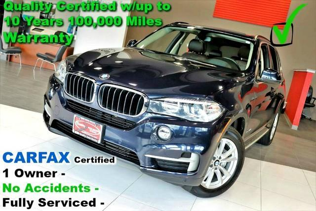 2015 BMW X5 xDrive35i - CARFAX Certified 1 Owner - No Accident