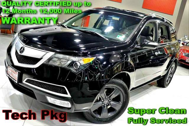 2010 Acura MDX Technology Pkg + Super Clean + Fully Serviced + QU
