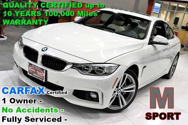 2016 BMW 4 Series 435i xDrive - M Sport - Loaded - CARFAX Certified
