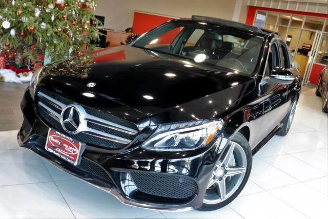 2016 Mercedes-Benz C-Class C 300 AMG Sport 4MATIC