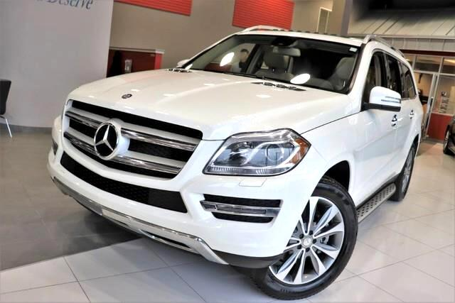 2016 Mercedes-Benz GL-Class GL 450 4MATIC - V6 Bi-Turbo Engine - Prem Pkg  -