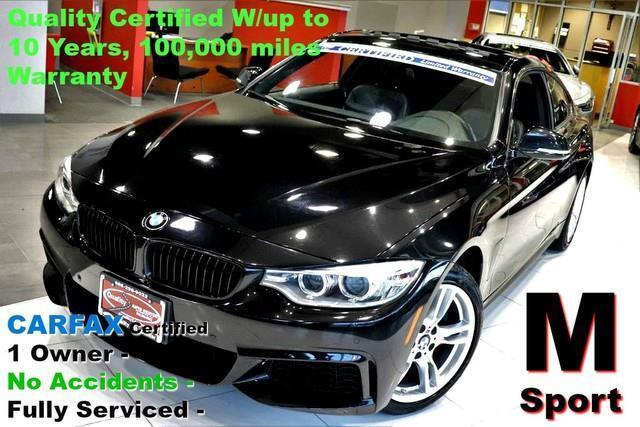 2015 BMW 4-Series 428i xDrive M Sport - CARFAX Certified 1 Owner - N