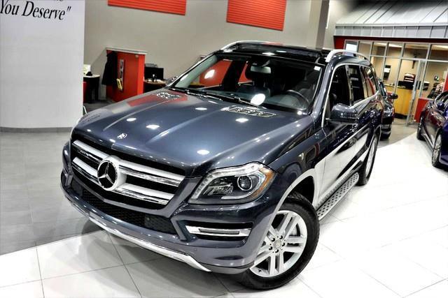 2013 Mercedes-Benz GL-Class GL 450 4MATIC - CARFAX Certified 1 Owner - No Acci