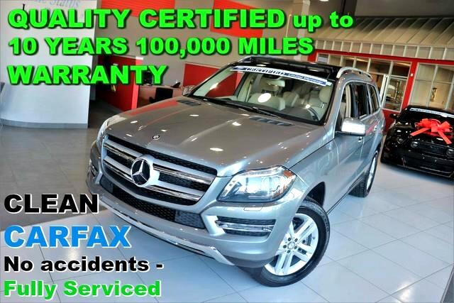 2015 Mercedes-Benz GL-Class GL 450 - Clean CARFAX - No accidents - Fully Servi